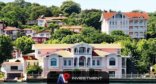 شیوه خرید خانه در استانبول با پول ایران